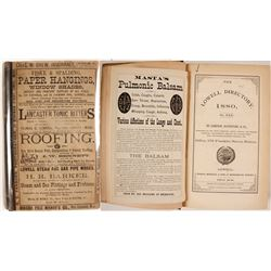 The Lowell Directory, 1880  (82823)