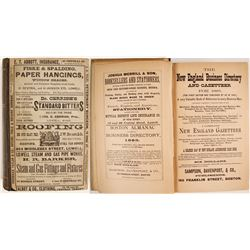 The Lowell Directory, 1885  (82822)