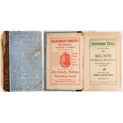 Combe's Printing Co.'s 1902 Directory of St. Joseph and Buchanan County  (82837)