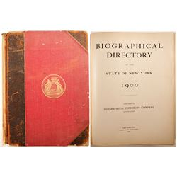 Biographical Directory of the State of New York  (81178)