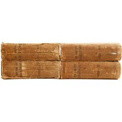New York City Directories, 1860's  (81501)