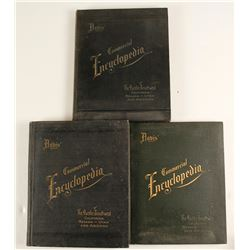 Davis' Commercial Encyclopedia CA, NV, UT, AZ -- Three Vol.  (80258)