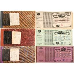 Special Tax Stamps for Wholesale Liquor, Cigars and Beer  (61702)
