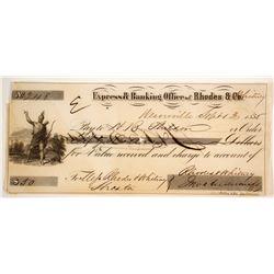 Express & Banking Check  (87456)