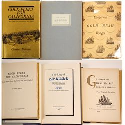 Gold Rush Voyage Books  (55103)