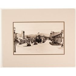 Downtown Monterey Photo Reprint  (76360)