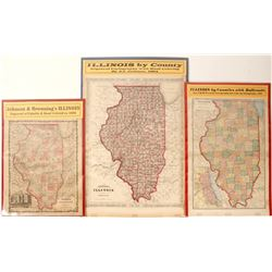 Maps of Illinois (3)  (62071)