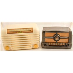 Antique Table Radios (2)  (86475)