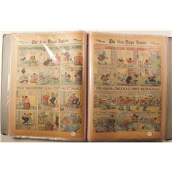 Vintage Newspaper Comics  (76374)