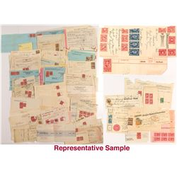 Official Stamped Documents: United States Stock Transfer and Document Stamps  (53415)