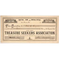 Treasure Seekers Association  (86767)