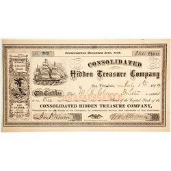 Consolidated Hidden Treasure Company  (88107)