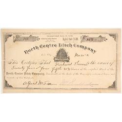 North Centre Ditch Company  (86758)
