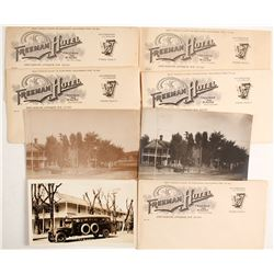 Freeman Hotel Photos and Envelopes  (88252)