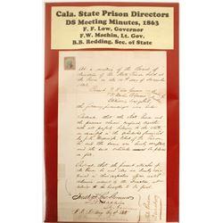 California State Prison Directors Meeting Minutes  (63220)