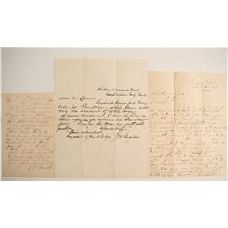 Mining Camp Letters  (88238)