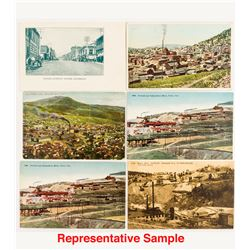 Old Cripple Creek Postcards (25)  (50367)