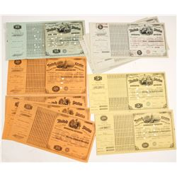 Dakota Territory Special Tax Stamps (11 count)  (61700)