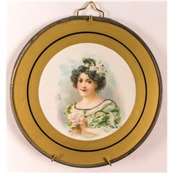 Souvenir photo plate from 1905 Sands Bros. Co. in Helena  (50646)