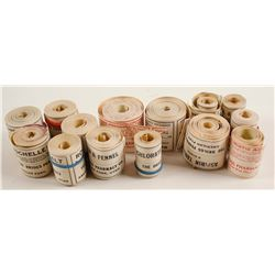Pharmacy Labels (approx. 10 rolls)  (88529)