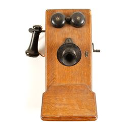 Antique Western Electric Telephone  (88509)
