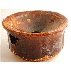 Brown Spittoon  (87430)