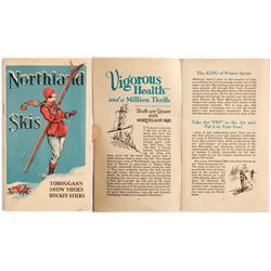 Northland Ski Catalog  (88253)