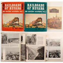 Railroads of Nevada (Books)  (85839)