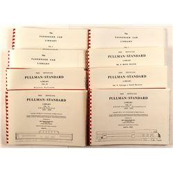 Pullman Railroad History Books  (49925)