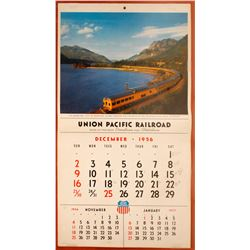 Union Pacific Railroad Calendar  (63402)