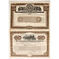 The Naugatuck Railroad Co (2)  (87009)