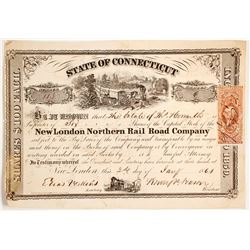 New London Northern Railroad Co  (87043)