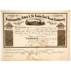 Jacksonville, Alton & St. Louis Rail Road Co  (83767)