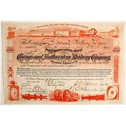 Chicago & Northwestern Railway Co  (83866)