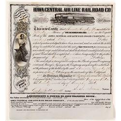 Iowa Central Air Line Rail Road Co  (83770)