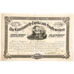 Leavenworth Topeka & Southwestern RR Co  (83809)