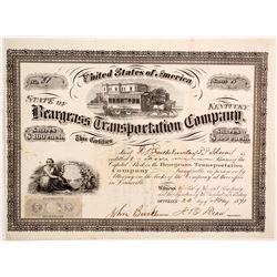 Beargrass Transportation Co  (83759)