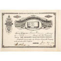 Prescott Manufacturing Co.  (83812)