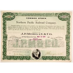 Northern Pacific Railroad Co.  (83862)