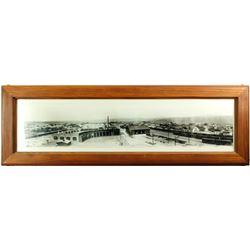 Roundhouse Panorama Photograph  (86351)