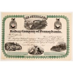 Petroleum Railway Co of Pennsylvania  (83865)