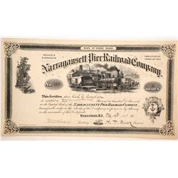 Narragansett Pier Railroad Co  (88901)