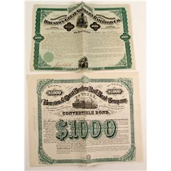 Houston and Great Northern Railroad Co.Bonds  (86934)