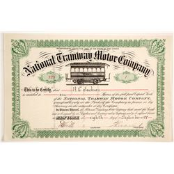 National Tramway Motor Co.  (83778)