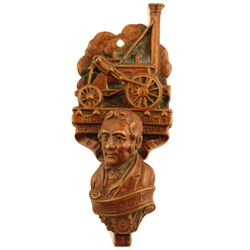 "Geo. Stephenson ""Rocket"" Door Knocker  (87108)"