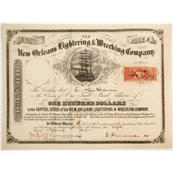 New Orleans Lightering & Wrecking Co  (86578)