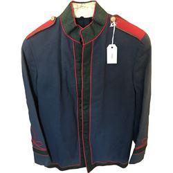 1880s U.S. Army Musician's Uniform Tunic  (75952)