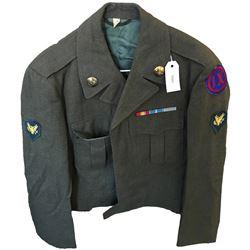Korean War, U.S. Army Chemical Uniform  (75957)