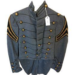 US Military Academy Uniform Tunic circa WWII  (75956)