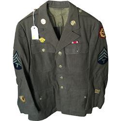 WWI U.S. Army Ordinance Uniform  (75972)